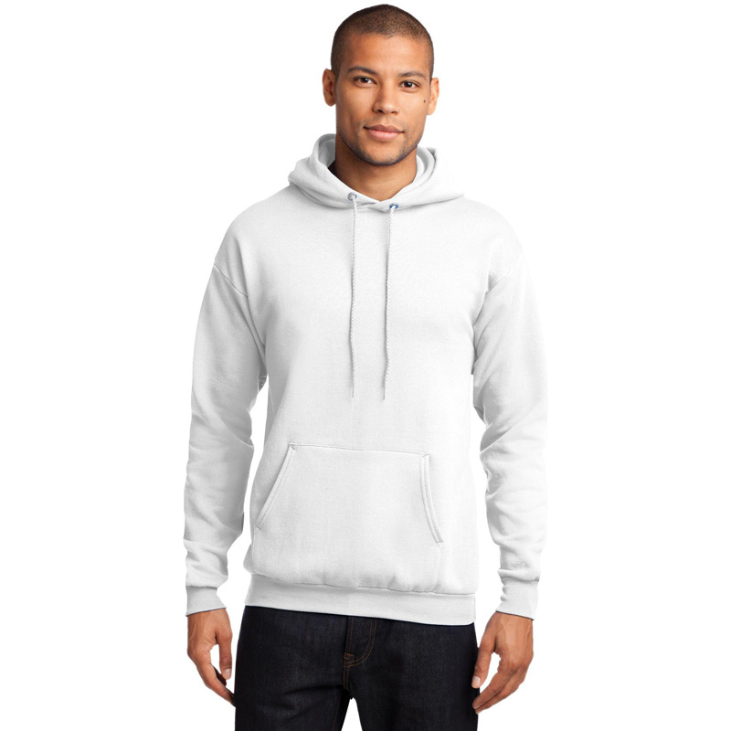 Port & Company ®  - Core Fleece Pullover Hooded Sweatshirt. PC78H