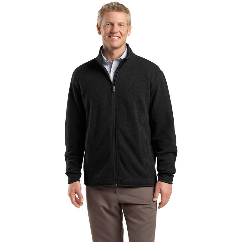 Red House ®  - Sweater Fleece Full-Zip Jacket. RH54