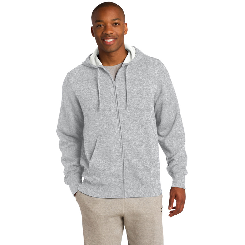 Sport-Tek ®  Full-Zip Hooded Sweatshirt. ST258