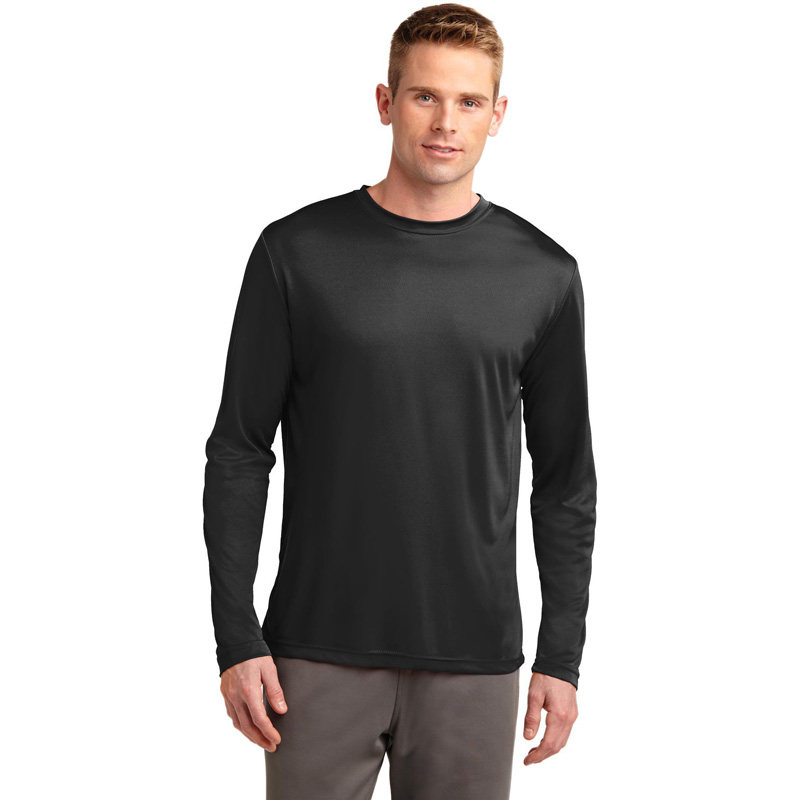 Sport-Tek ®  Long Sleeve PosiCharge ®  Competitor™ Tee. ST350LS