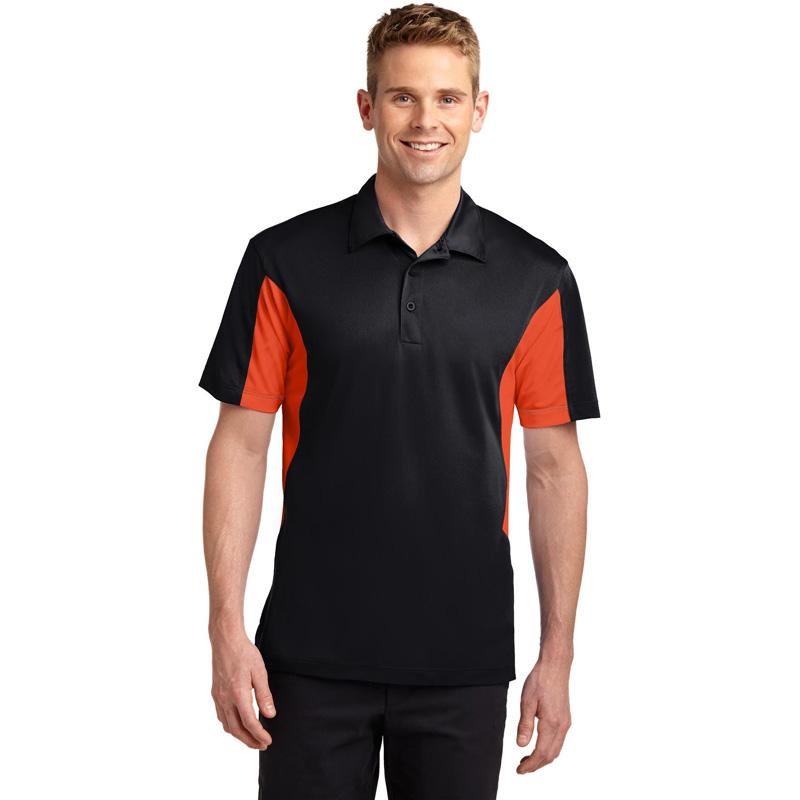Sport-Tek ®  Side Blocked Micropique Sport-Wick ®  Polo. ST655