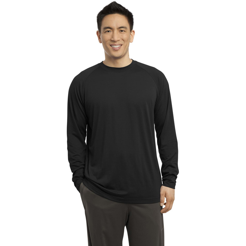 Sport-Tek ®   Long Sleeve Ultimate Performance Crew. ST700LS