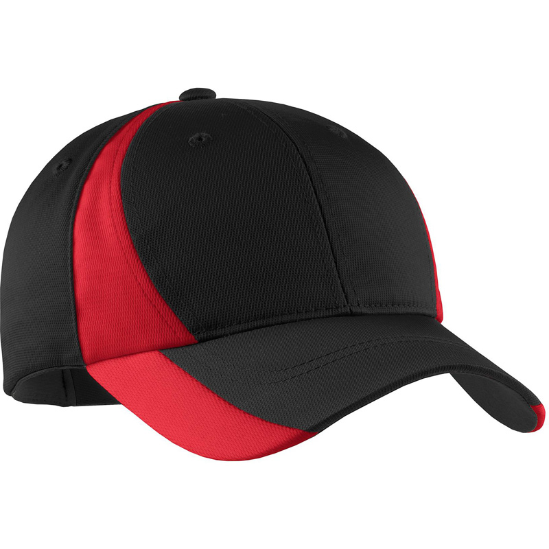 Sport-Tek ®  Dry Zone ®  Nylon Colorblock Cap. STC11