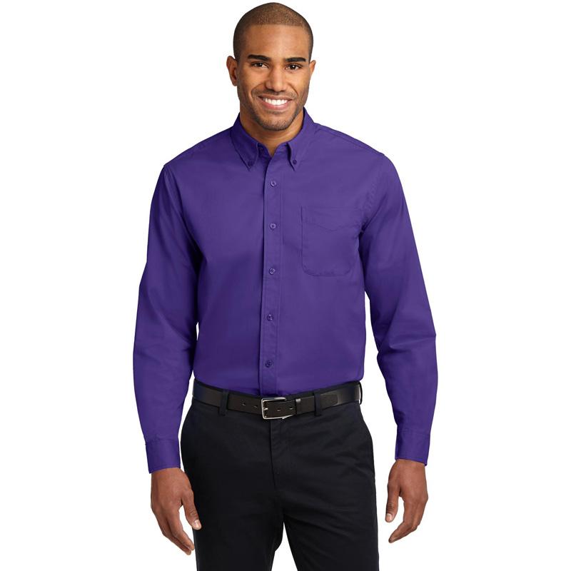 Port Authority ®  Tall Long Sleeve Easy Care Shirt.  TLS608