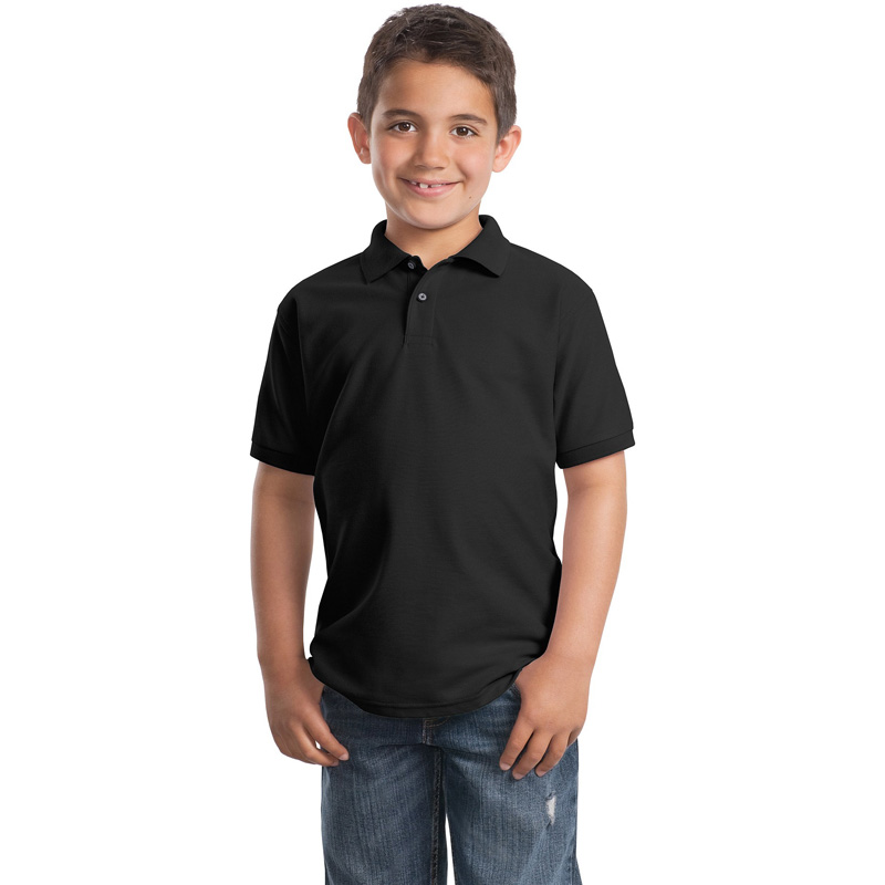 Port Authority ®  Youth Silk Touch™ Polo.  Y500
