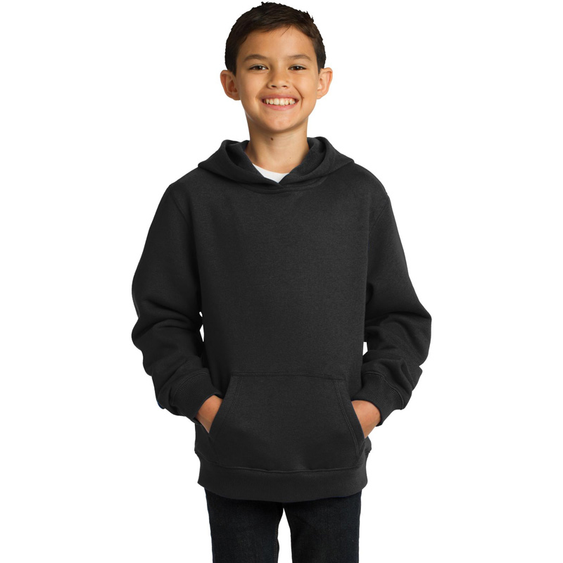 Sport-Tek ®  Youth Pullover Hooded Sweatshirt. YST254