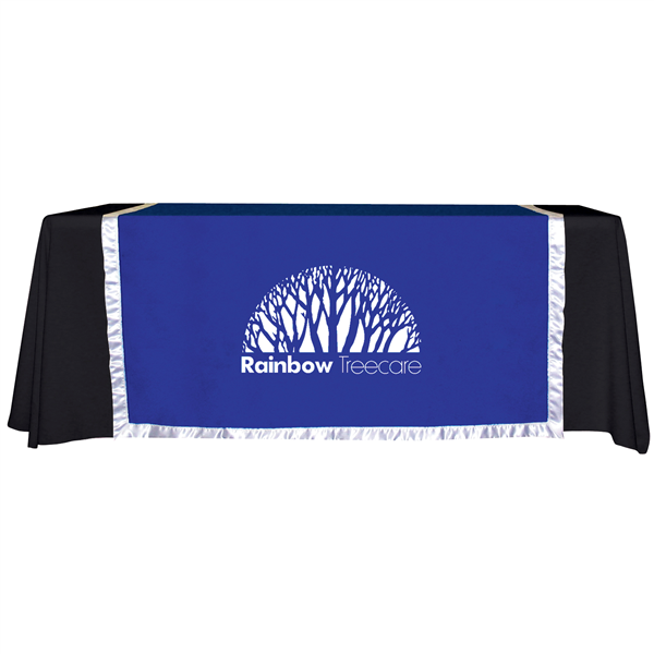 """57"""" Accent Table Runner (1-Color Imprint)"""
