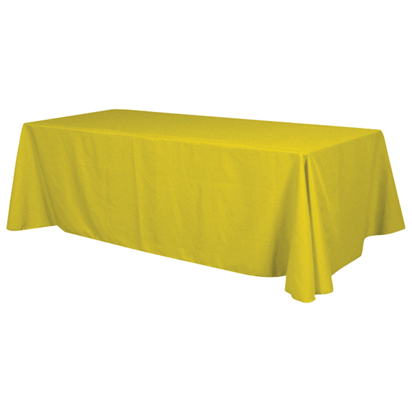 8' Economy Table Throw (Unimprinted)