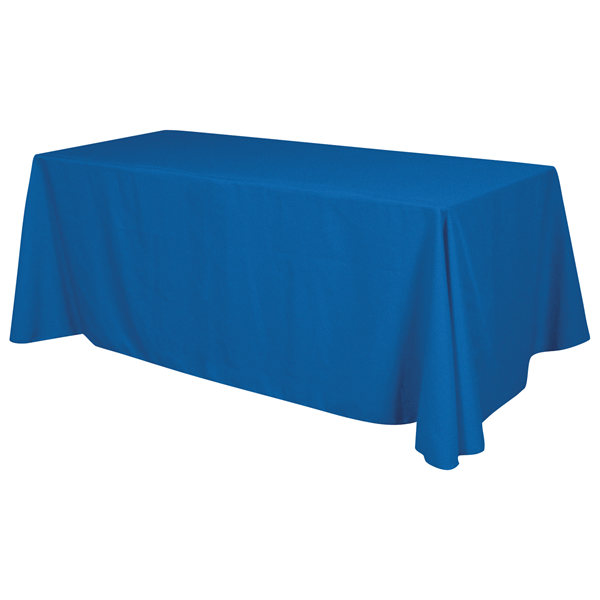 6' Standard Table Throw (Unimprinted)