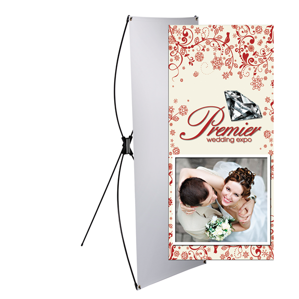 Tri-X3 Banner Display Replacement Graphic