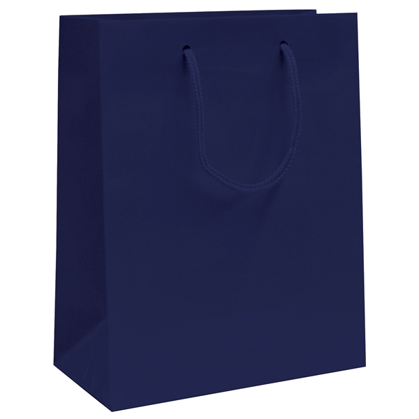 "Gloss EuroTote 8""W x 4""D x 10""H (Unimprinted)"