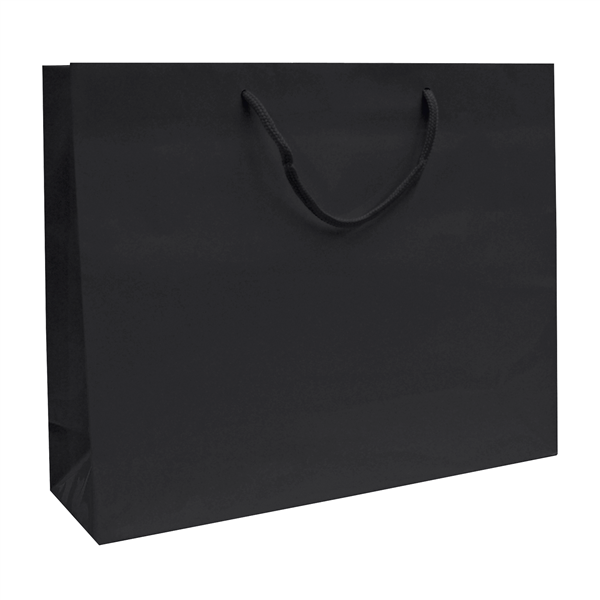"Gloss EuroTote 16""W x 4.75""D x 13""H (Unimprinted)"