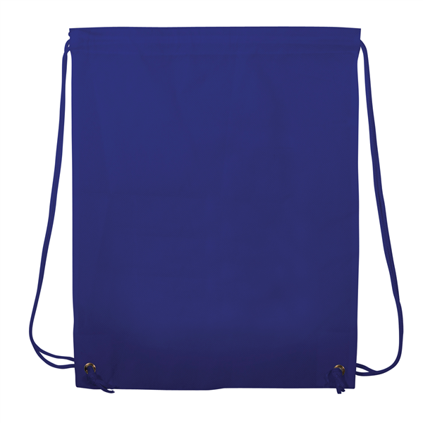 "Non-Woven Drawstring Backpack 13""w x 16""h (Unimprinted)"
