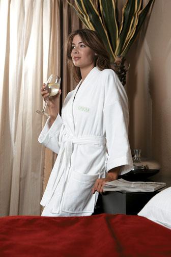 Turkish Kimono Style Robe