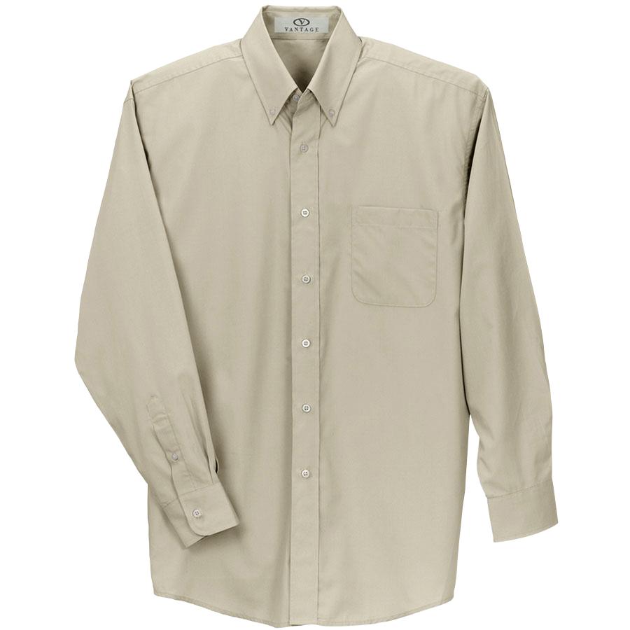 Blended Poplin Shirt - Blended Poplin Shirt