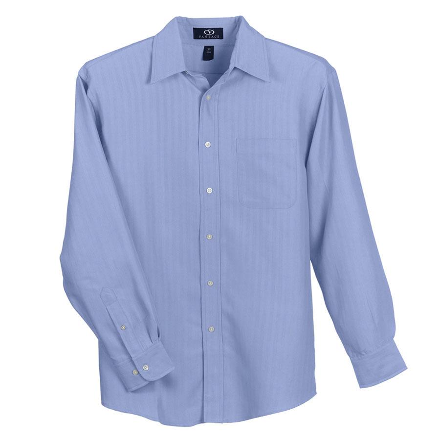 Polynosic Herringbone Shirt - Polynosic Shirt