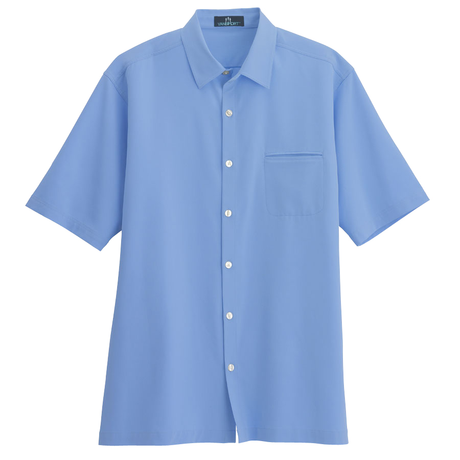 Vansport Woven Camp Shirt - Vansport Woven Camp Shirt