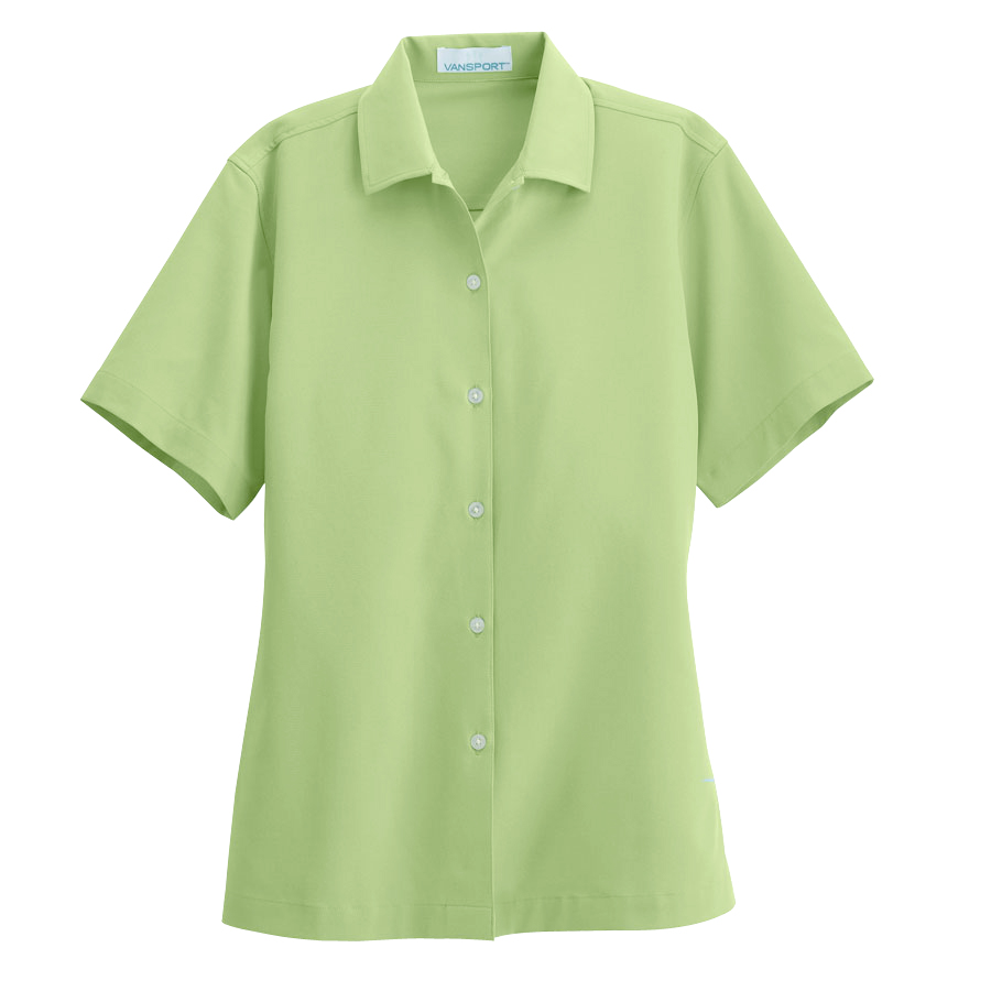 Women's Vansport Woven Camp Shirt - Women's Woven Camp Shirt