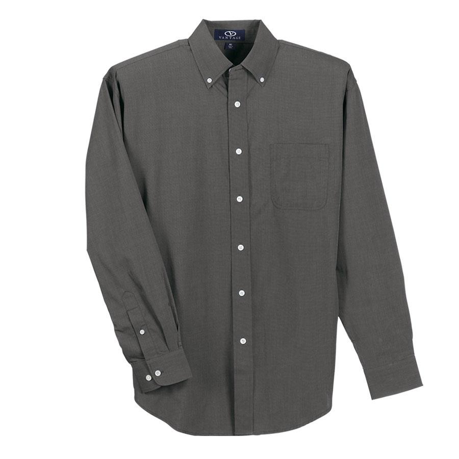 End-on-End Woven Shirt - End-on-End Woven Shirt