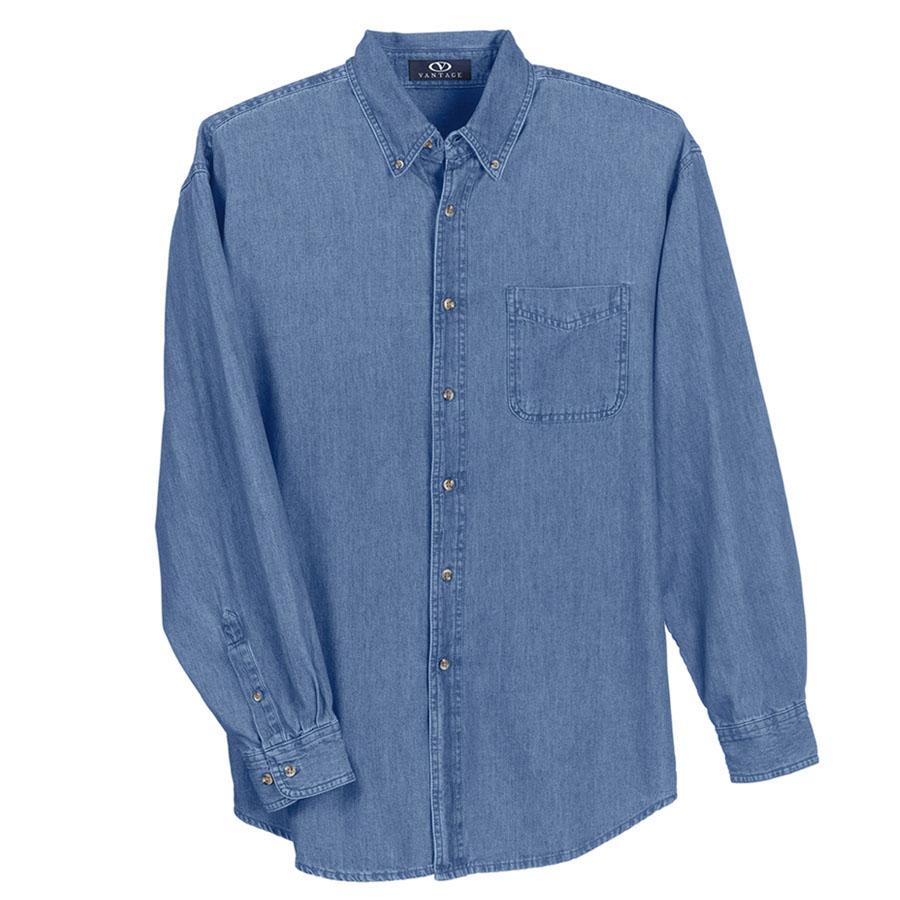 Woodbridge Denim Shirt - Woodbridge Denim Shirt