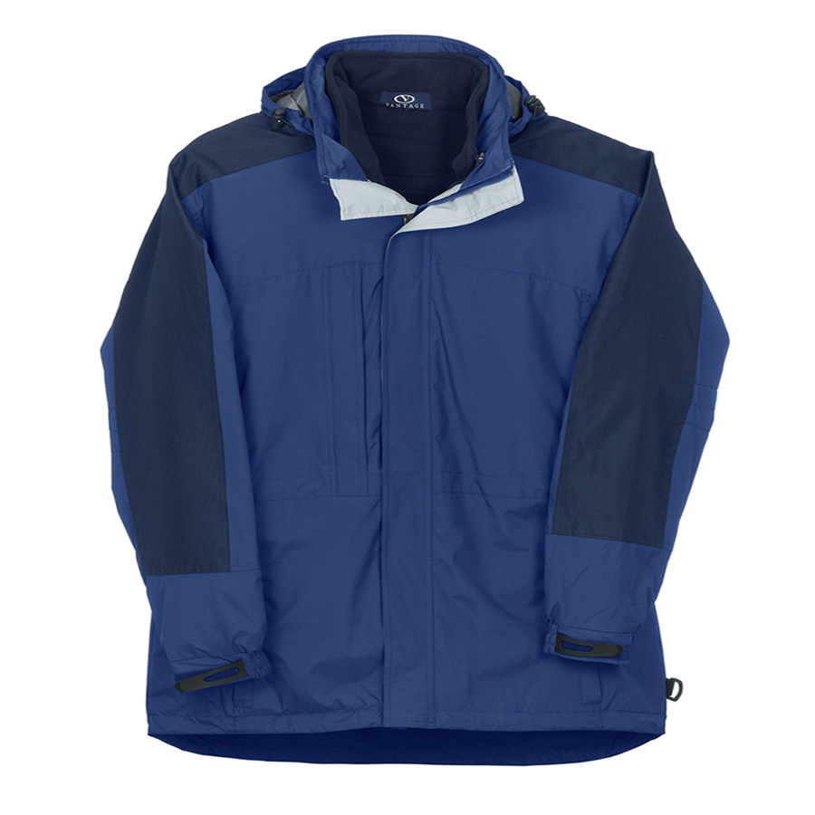 Component Jacket with Zip Out Liner Jacket - Component Jacket w/Liner