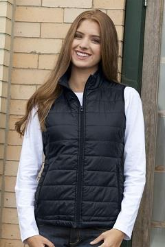 Women's Apex Compressible Quilted Vest - Women's Apex Compressible Quilted Vest
