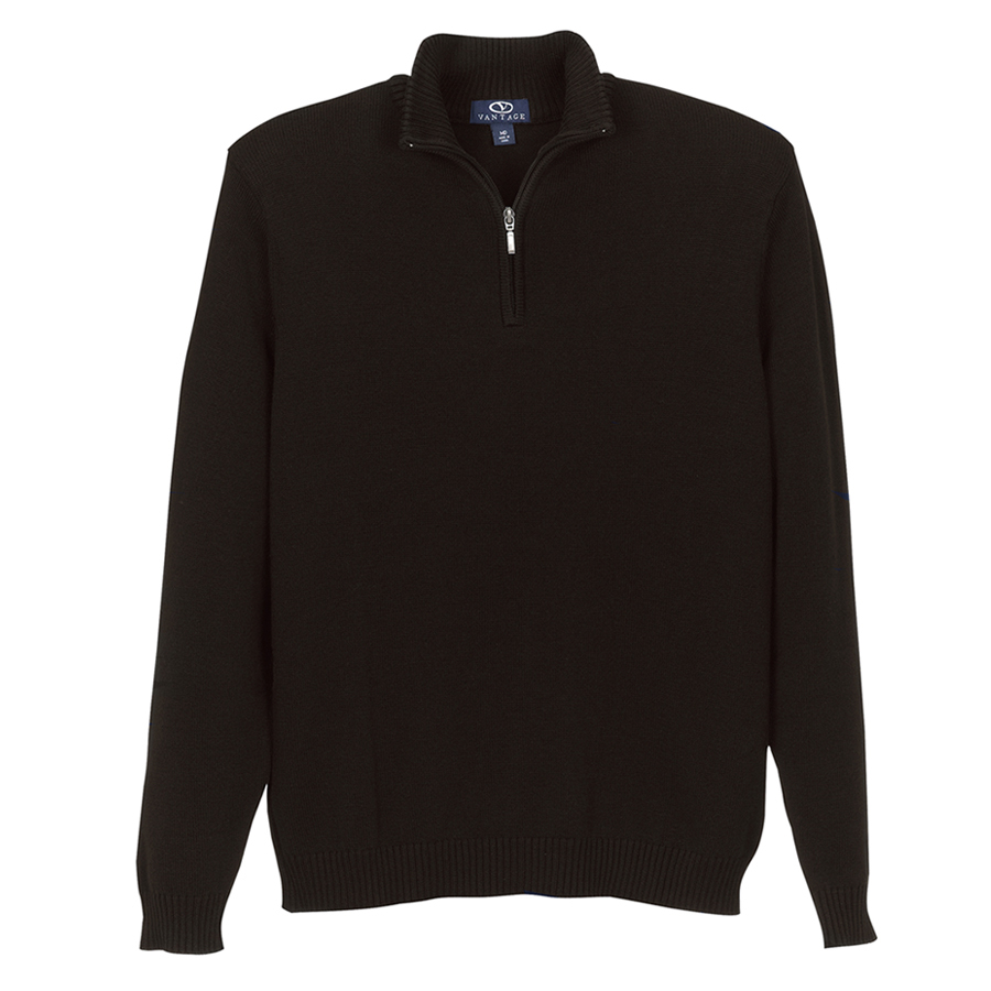 1/4 Zip Clubhouse Sweater - 1/4 Zip Clubhouse Sweater