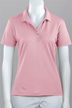 Women's Play Dry® Performance Mesh Polo - Greg Norman Women's Play Dry® Mesh Polo