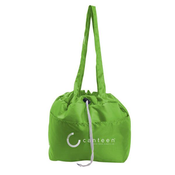 Drawstring Lunch Tote