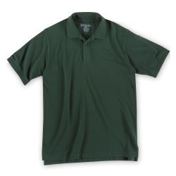 Professional Polo - Short Sleeve (REGULAR) - The 5.11 Professional Polo is the #1 polo in public safety. With dual sleeve pen pockets  a no roll collar and pique cotton fabric that is fade  shrink  and wrinkle resistant  the Professional Polo is durable  professional and functional.