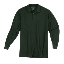 Professional Polo - Long Sleeve (REGULAR) - The 5.11 Professional Polo is the proven leader in public safety worldwide featuring dual sleeve pen pockets  a no roll collar and pique cotton fabric that is fade  shrink and wrinkle resistant for a professional appearance on or off the job.