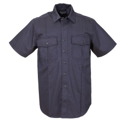 Men's A Class Short Sleeve Station Shirt (TALL) - The Men's S/S Station A Class Shirt has been updated for better color stay and a new contemporary fit to provide better comfort and mobility on the job.