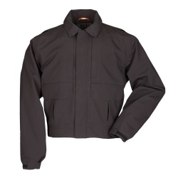 Patrol Duty Softshell Jacket - The Softshell Patrol Duty Jacket is another one of our popular patrol jackets from 5.11 Tactical. Developed with tactical patrol features  the Softshell Patrol Duty Jacket is a fully waterproof 100% polyester  Ike length jacket
