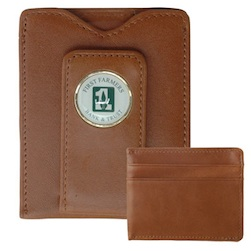 Easy View Magnetic Money Clip - The Easy View Magnetic Money Clip is an impressive top grain leather wallet. Featuring easy access card slots, available in Brown and Black.