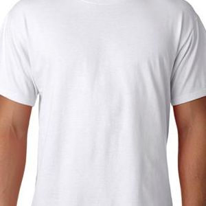 3930 Fruit of the Loom Adult Heavy Cotton HDTM T-Shirt  - 3930-White