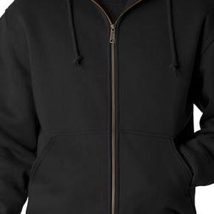 7033 Dri-Duck Adult Crossfire Thermal-Lined Fleece Jacket  - 7033-Black