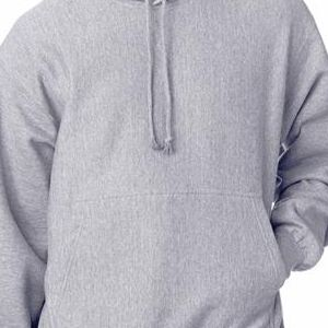 7700 Weatherproof Adult Cross Weave® Hooded Blend Sweatshirt  - 7700-Heather (80/20)