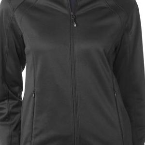 8477L UltraClub® Ladies' Soft Shell Jacket
