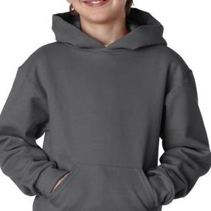 996Y Jerzees Youth NuBlend® Hooded Pullover Sweatshirt