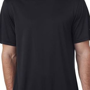 CW22 Champion Adult Double Dry® Interlock Polyester T-Shirt  - CW22-Black