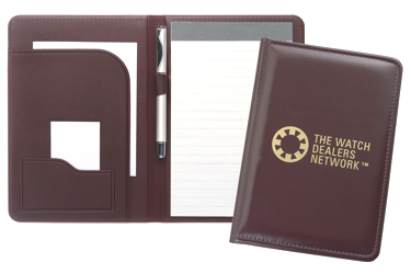 Lethredge® Junior Calculator Folder - Made in USA Union Bug Available