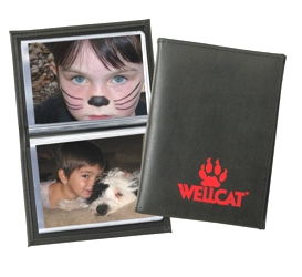 Stitched Photo Album - Made in USA Union Bug Available