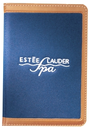 Edge Embroidered Junior Folder  - Made in USA Union Bug Available