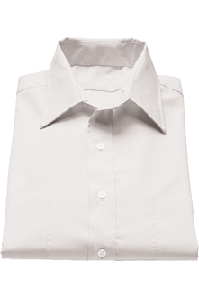 MEN'S TRADITIONAL SHORT SLEEVE BROADCLOTH SHIRT