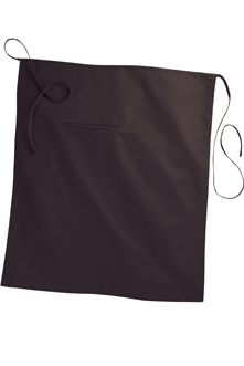 BISTRO APRON WITH SET-IN POCKETS