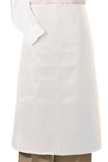 BAR APRON NO POCKETS