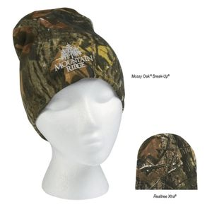 Camouflage Beanie (Embroidered)