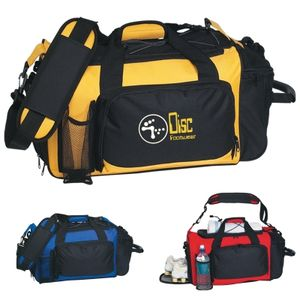 Deluxe Sports Duffel Bag -