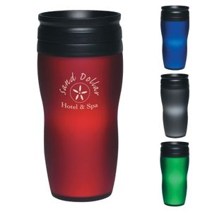 16 Oz. Soft Touch?Tumbler