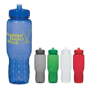 32 Oz. Hydroclean? Sports Bottle With Groove Grippers